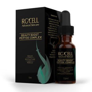 Beauty Boost Peptide Complex (Avaliable in 15ml, 60ml, & 120ml)