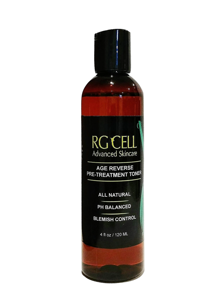 Age Reverse Pre-Treatment Toner (Available in 4oz,8oz, & 36oz sizes)