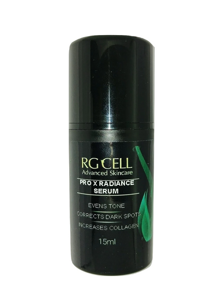 PRO X RADIANCE SERUM (Available in 15ml, 60ml, & 120ml)