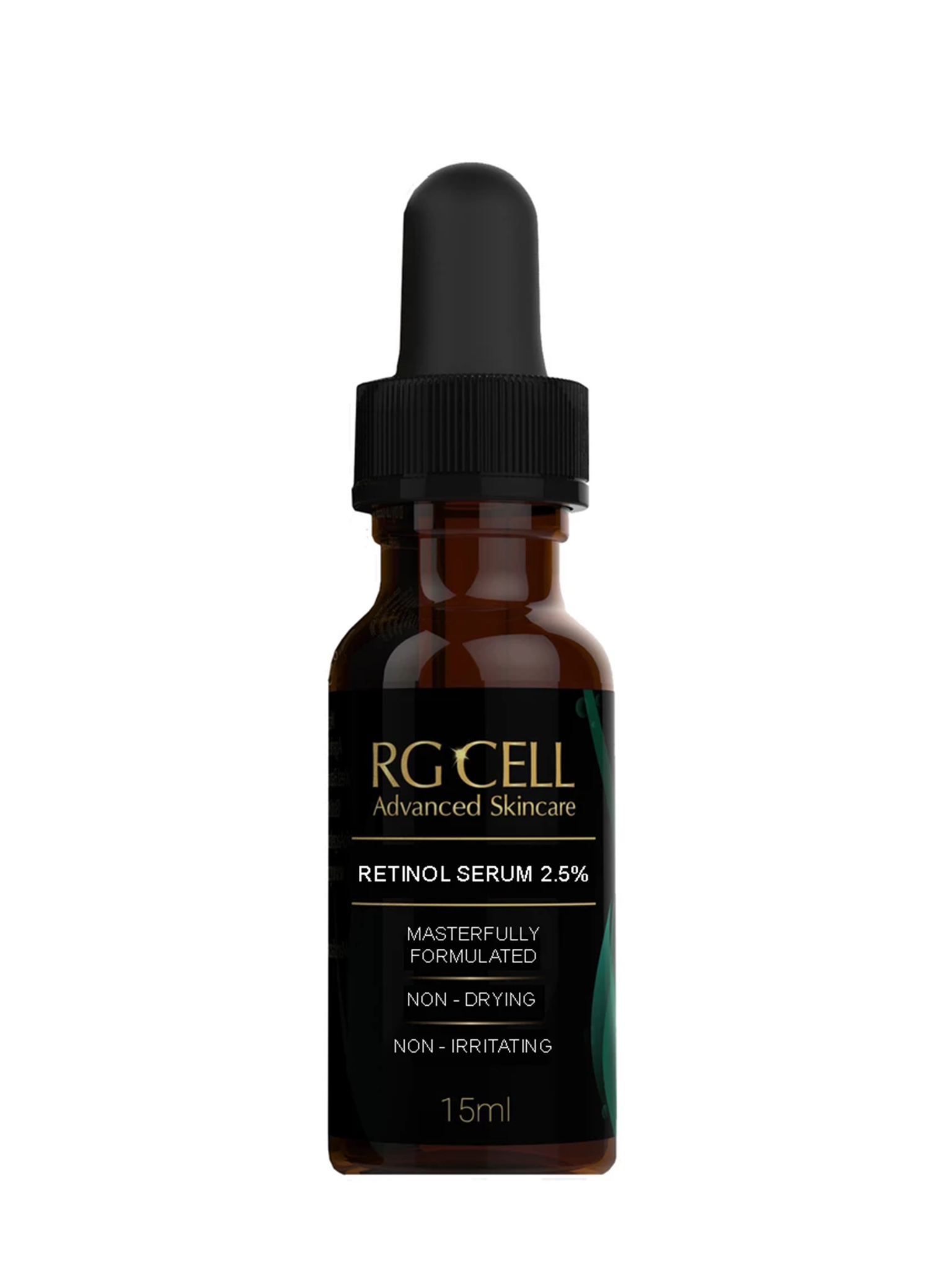 RETINOL SERUM 2.5% (Available in 15ml, 60ml, & 120ml)