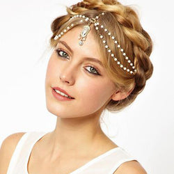 Head Chain Hair Jewelry
