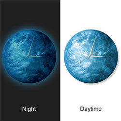 3D Color Changing Wall Clock