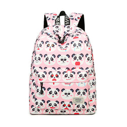 Panda Patterned Women's Backpack