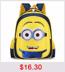 Minions Children School Backpack