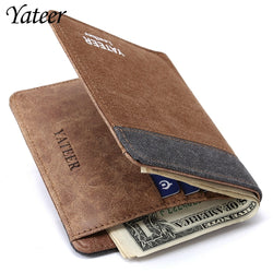 Yateer Man Wallet