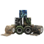 1 Roll Army Outdoor Colorful Camouflage Tape