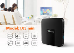 Zeepin TX3 Mini Smart TV Box