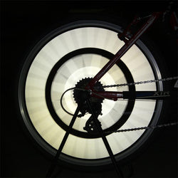 Bicycle Wheel Reflector