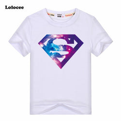 Super Hero Kids T-Shirt