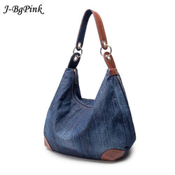 Jean Shoulder Bag
