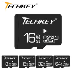 TECHKEY Micro Memory Card