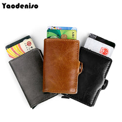 Yaodeniso Leather Wallet