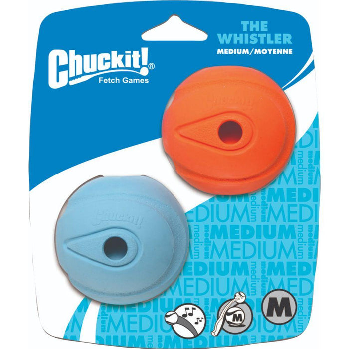 Chuckit! Whistle Ball Dog Toy