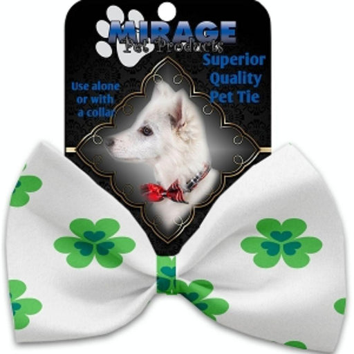Lucky Charms Pet Bow Tie