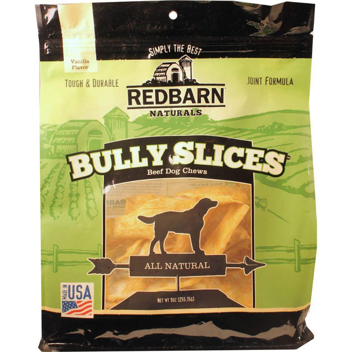 Bully Slices Beef Dog Chews Joint Formula
