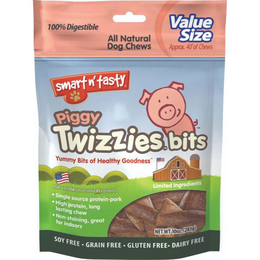 Emerald Pet Piggy Twizzies Bits