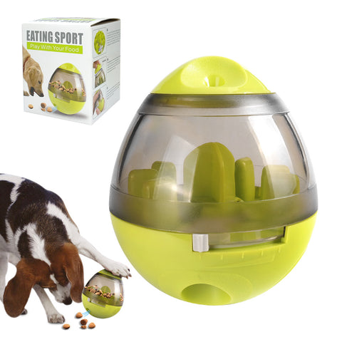 IQ Food Ball Toy Playing and Training Super Easy to Clean