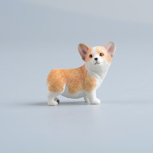 Corgi Figurines (Welsh & Tri)