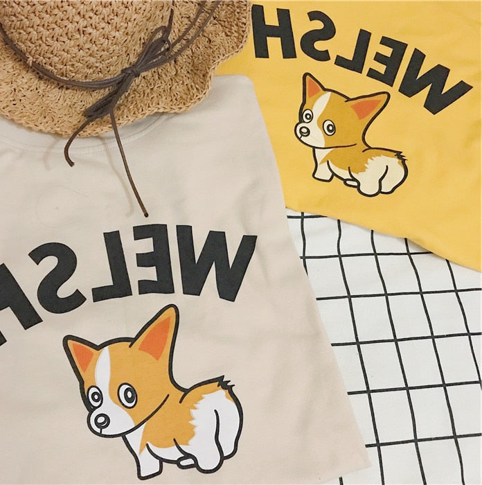 Welsh Corgi T-shirt