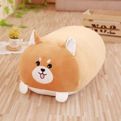 Handmade Corgi Plush Stuffed Pillow 3 Sizes (30cm 60cm 90cm)