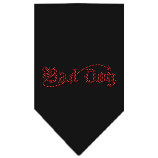Bad Dog Rhinestone Bandana