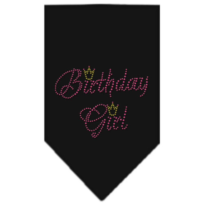 Birthday Girl Rhinestone Bandana