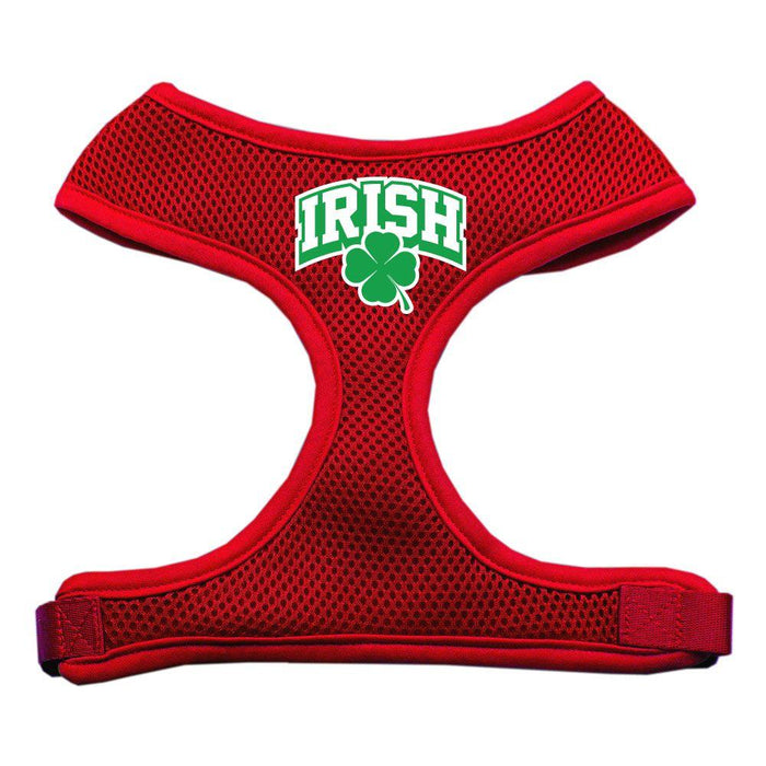 Irish Arch Screen Print Soft Mesh Harness