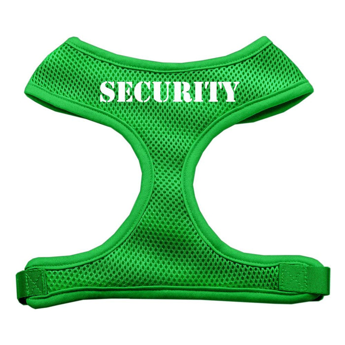 Security Design Soft Mesh Harnesses
