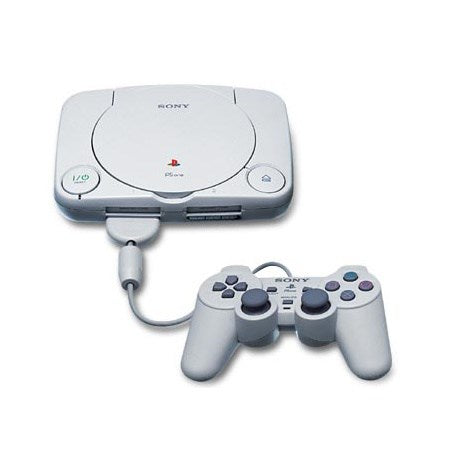 PS One Console (Factory Refurbished)