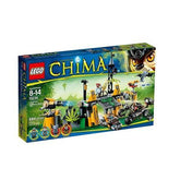 LEGO Chima Lavertus' Outland Base 70134