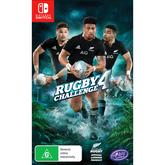 Nintendo Switch Rugby Challenge 4 (AU)