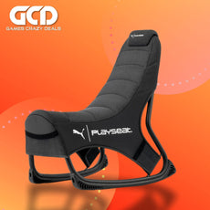 PLAYSEAT® PUMA ACTIVE GAMING SEAT - BLACK (OFFICIAL WITH WARRANTY)
