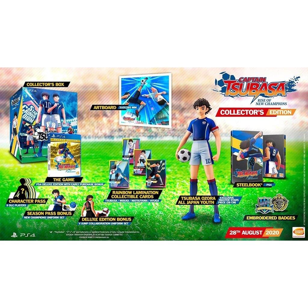 PS4 Captain Tsubasa: Rise of New Champions Collector Edition (R3)