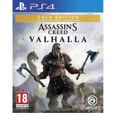 [PREORDER] PS4 Assassin's Creed Vahalla Gold Edition (R3)