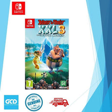 Nintendo Switch Asterix and Obelix The Crystal Menhir (EU)