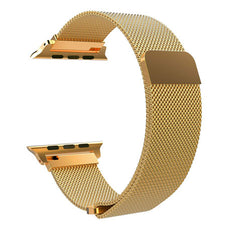 Watch Strap 42mm Space Gold Milanese Loop