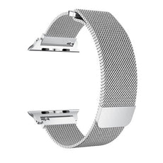 Watch Strap 42mm Space Sliver Milanese Loop