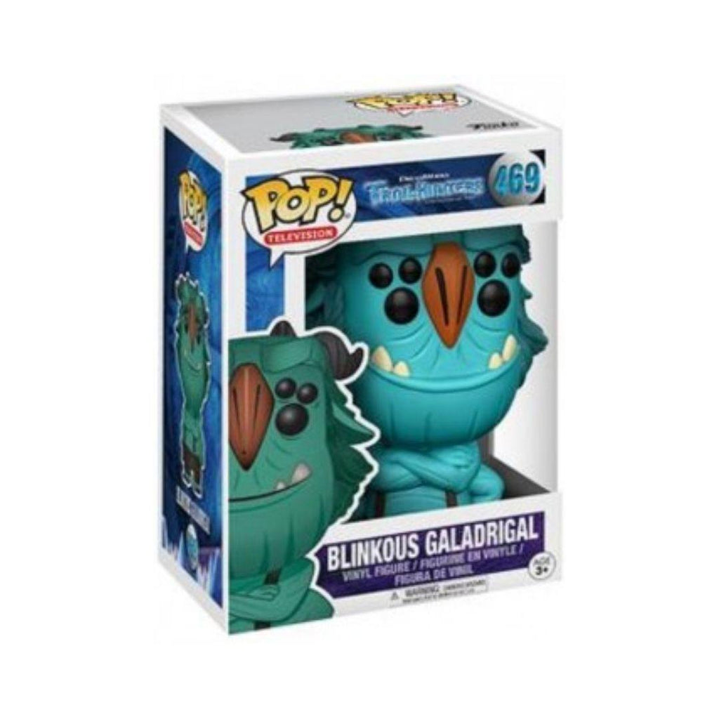 Funko Pop! Television: Dreamworks Trollhunters - Blinkous Galadrigal #469