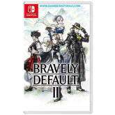 [PRE ORDER] Nintendo Switch Bravely Default II (ASIA)