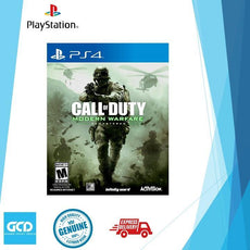 PS4 Call of Duty Modern Warfare Remastered (R-ALL)