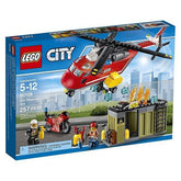 Lego City Fire Response Unit - 60108