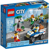 Lego City Police Starter Set - 60136