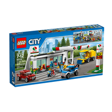 Lego City Service Station - 60132