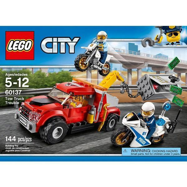 60137 City Trouble Tow Truck Lego 5A3jL4R