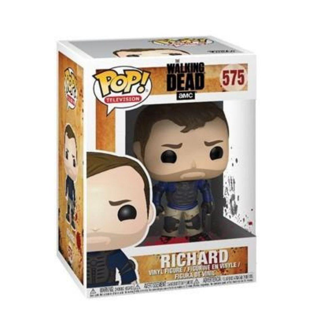 Funko Pop! Television: The Walking Dead - Richard #575