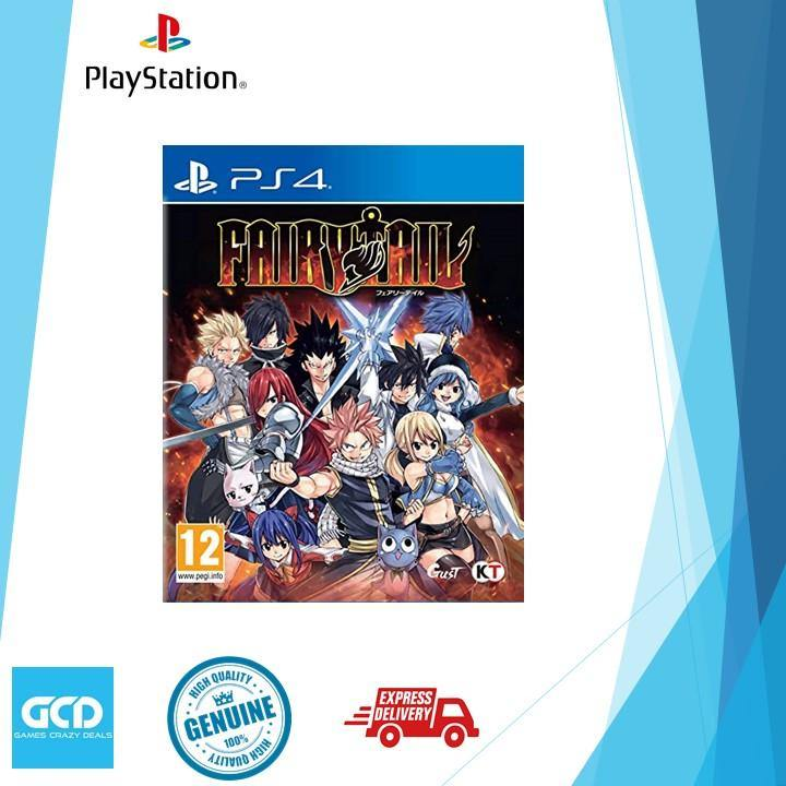 PS4 Fairy Tail (R2)