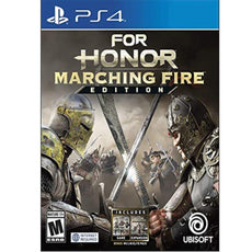 PS4 For Honor: Marching Fire Edition