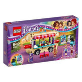 Lego Friends Amusement Park Hot Dog Van - 41129