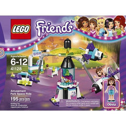 Friends Amusement Park Space Ride - 41128