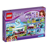 Lego Friends Horse Vet Trailer - 41125